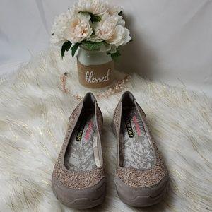 Skechers Memory Foam Slip On Shoes
